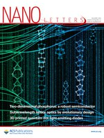 2D Phosphorus on the Cover of Nano Letters